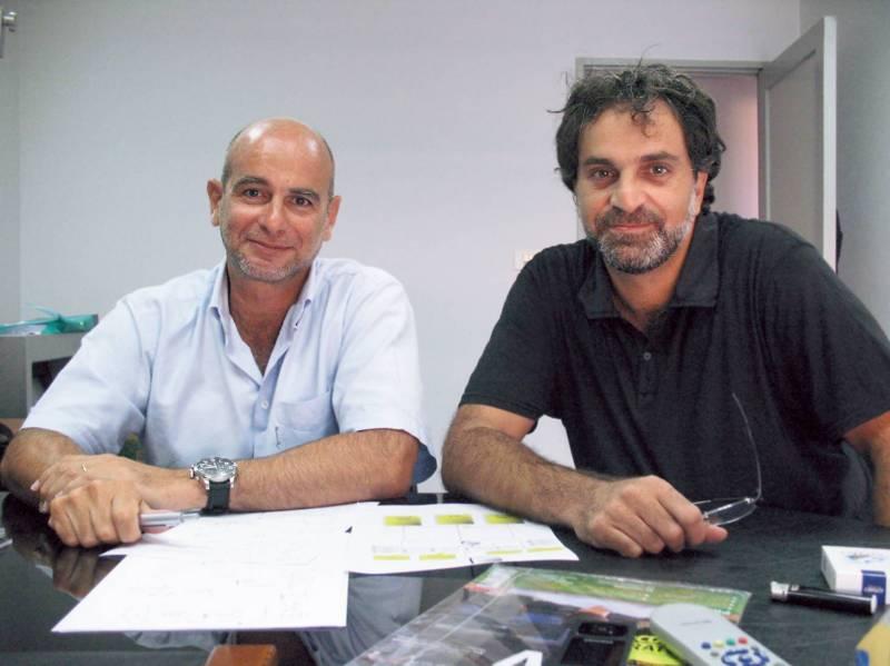 Michel George et Jean-Loup Khayat : « Nous avons créé le concept de la carte prépayée Première de LibanCell que nous avons ensuite réussi à revendre à Nagorny-Karabakh. »