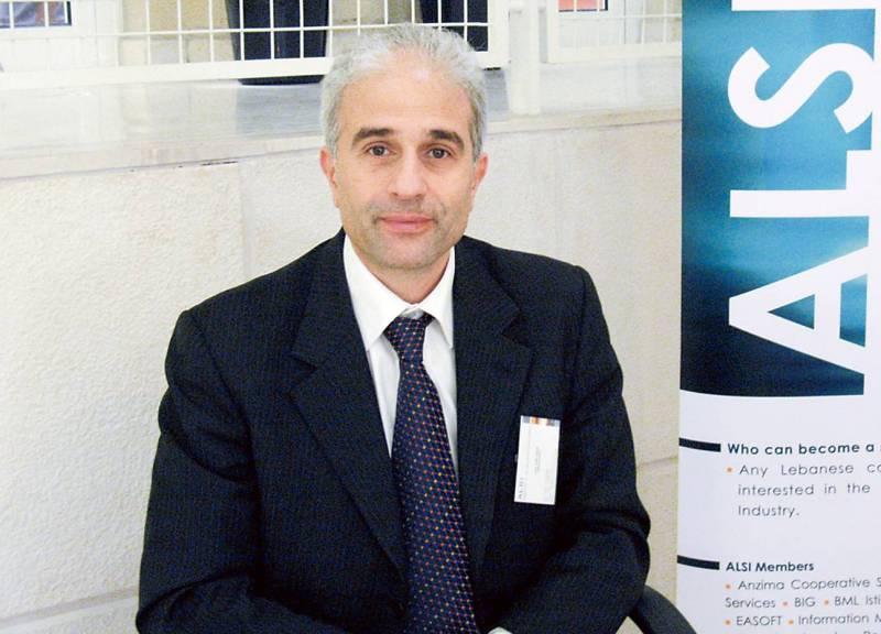 Joe Abi Aad : « Nos ventes augmentent grâce à la maturité et à l'entrée dans la spirale de la technologie bancaire des banques libanaises. »