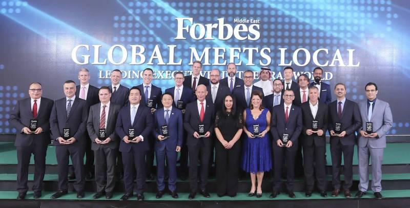 Quatorze Libanais dans le Top 100 des dirigeants du  monde arabe de Forbes