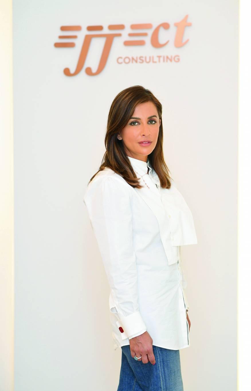 Frida Farah :  Une adepte du travail d'équipe