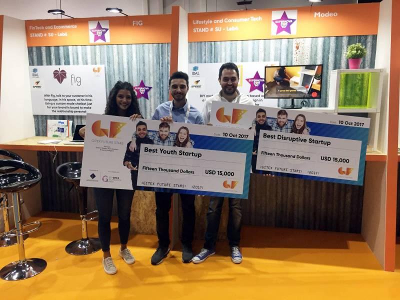 Deux start-ups libanaises primées au salon Gitex à Dubai