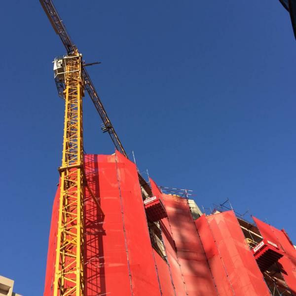 Le nombre de chantiers résidentiels en baisse de 20% à Beyrouth