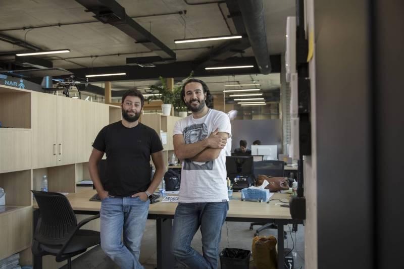 Ziad Jureidini et Karl Abouzeid lancent un start-up-studio au Liban