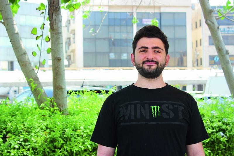 Maroun Merhej, une star mondiale de l'eSport