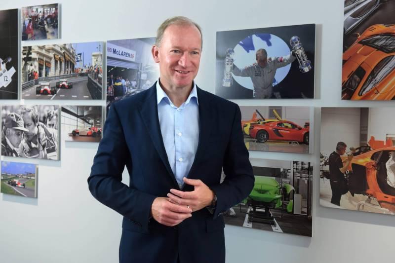 Mike Flewitt : «Nous espérons vendre une vingtaine de McLaren par an au Liban»