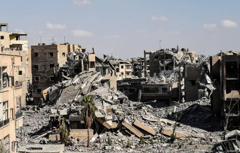 Le gouvernement syrien en quête d'une stratégie pour la reconstruction