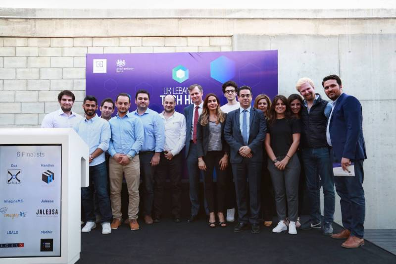 Seedstars récompense Nucleus, le programme d'accélération lancé par UK Lebanon Tech Hub