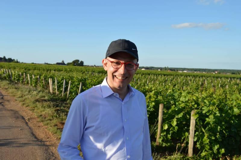 Ziad Mouawad derrière le succès du Burgundy à Saifi Village