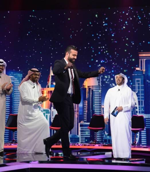 Le gagnant de la saison 9 de Stars of Science, Fouad Maksoud.
