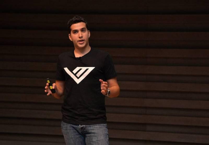 Samy el-Khoury, cofondateur de Vision in Motion