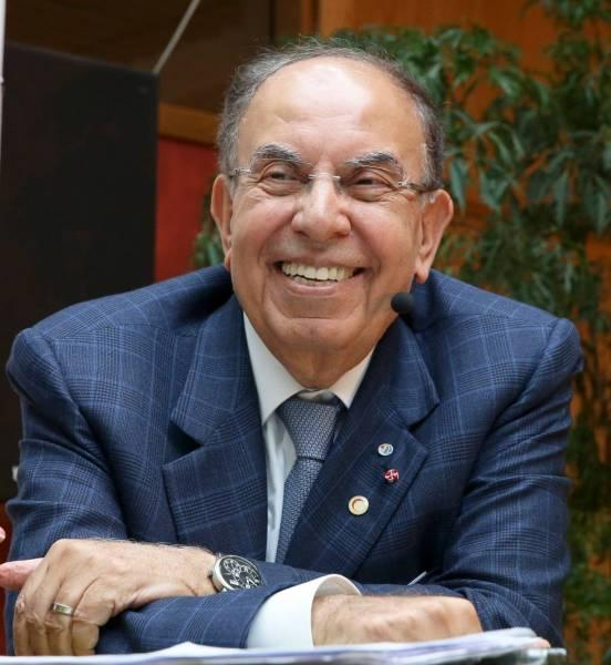 Abdelrahman el-Attar, l'un des hommes d'affaires les plus influents de Syrie est décédé à Damas, le 15 février 2018.