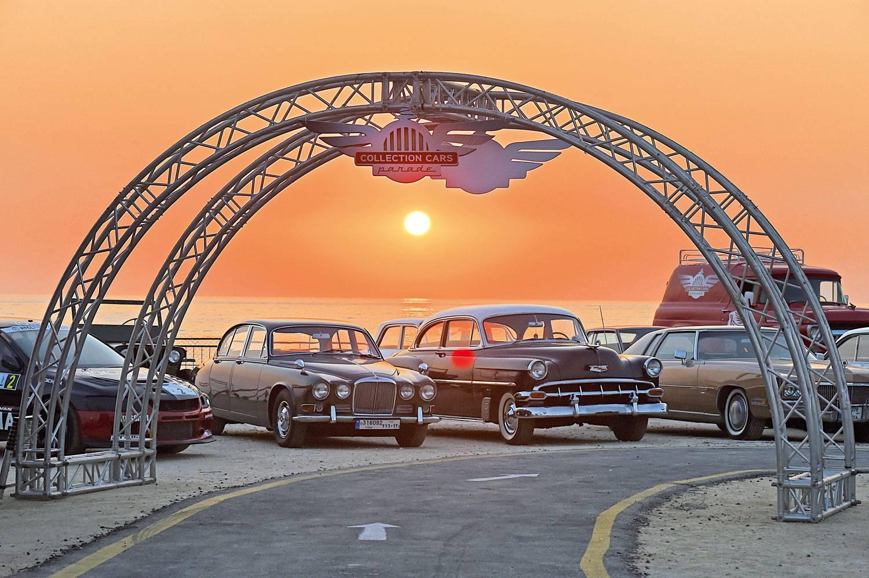 Le Liban craque pour les voitures de collection