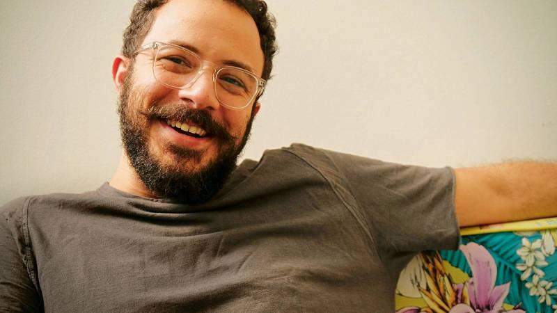 Bassel el-Koussa, le fondateur et PDG de Quiqup