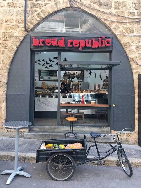 Bread Republic revient au pain