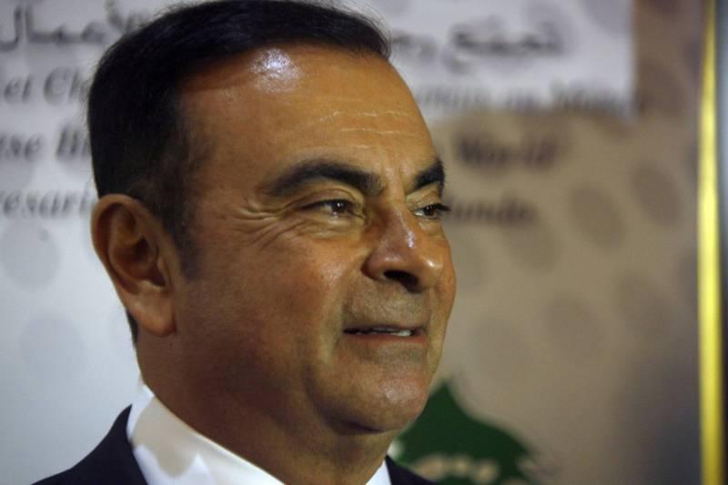 Carlos Ghosn, le président du conseil d'administration du groupe Nissan