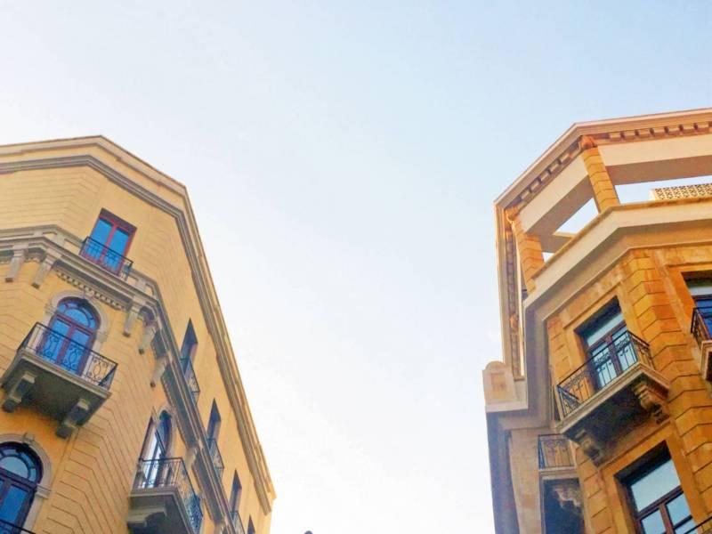 La morosité persiste sur le marché d'affaires au centre-ville de Beyrouth