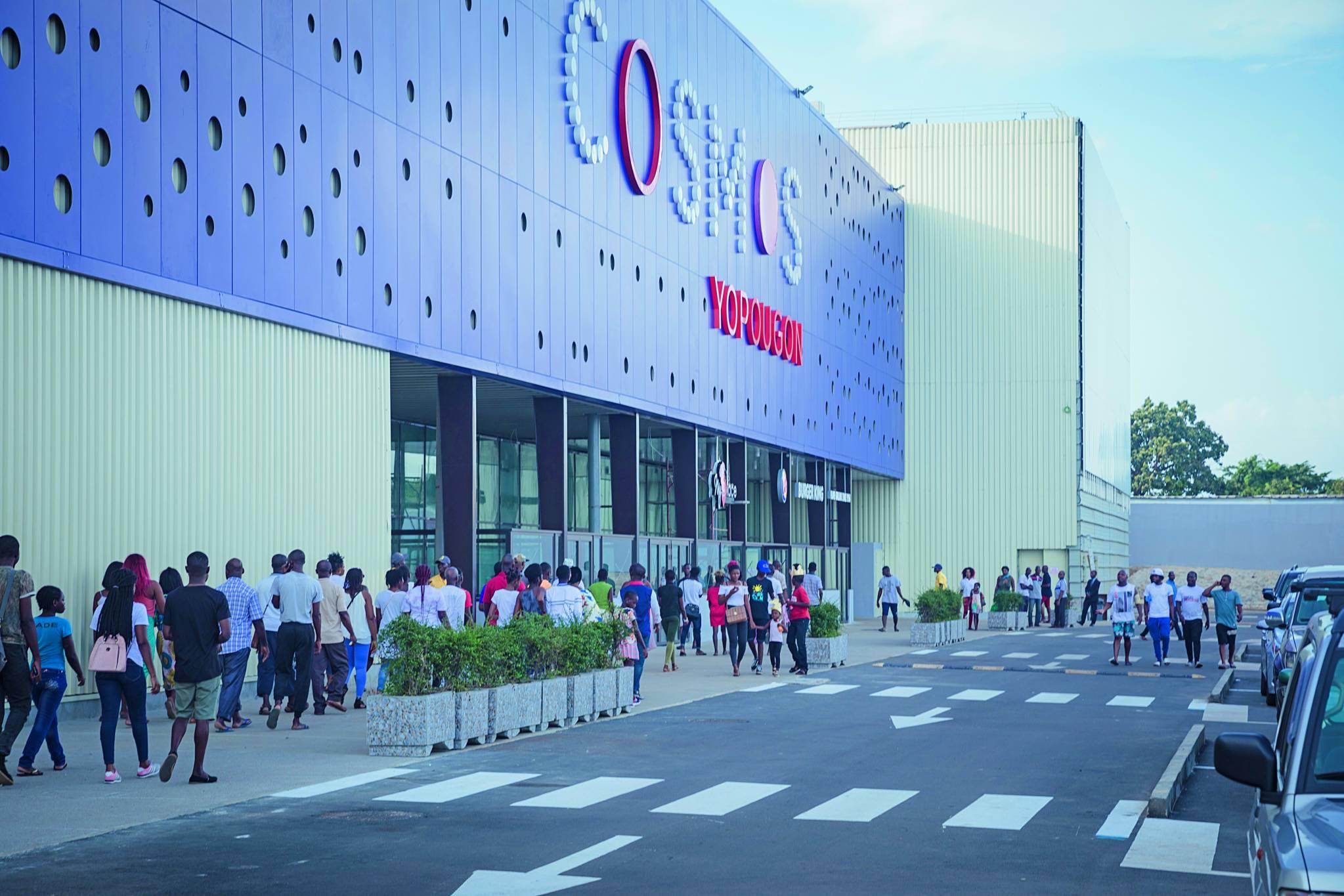 Saradar Family Office inaugure un centre commercial dans la banlieue d'Abidjan