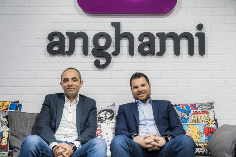 Élie Habib et Eddy Maroun, les fondateurs d'Anghami
