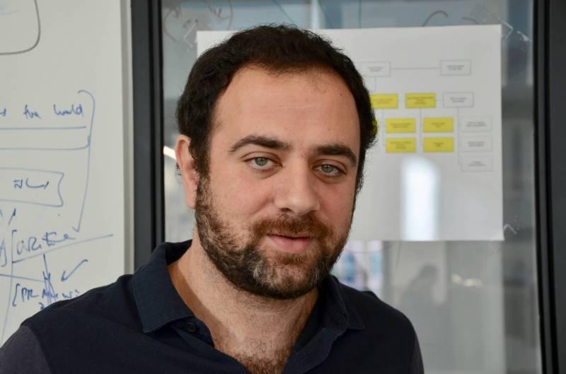 Tarek Dajani, de l'architecture à la publicité digitale