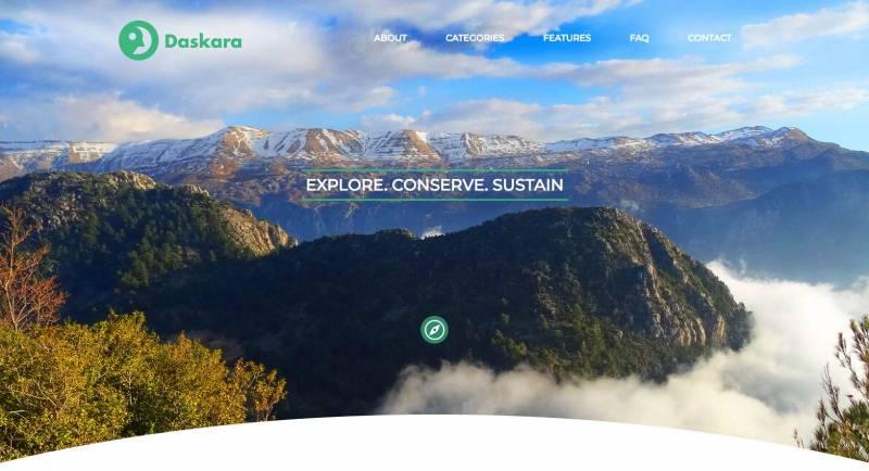 Daskara, une application pour découvrir le Liban