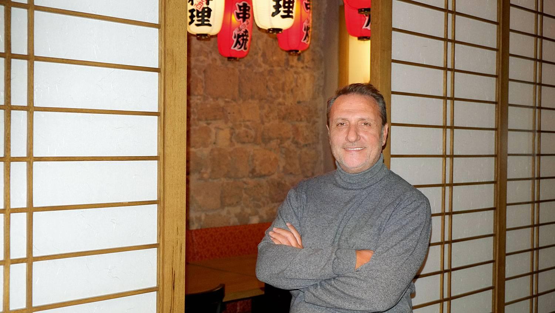 Fady Achkar et le chef Mitsu : la nouvelle vague japonaise