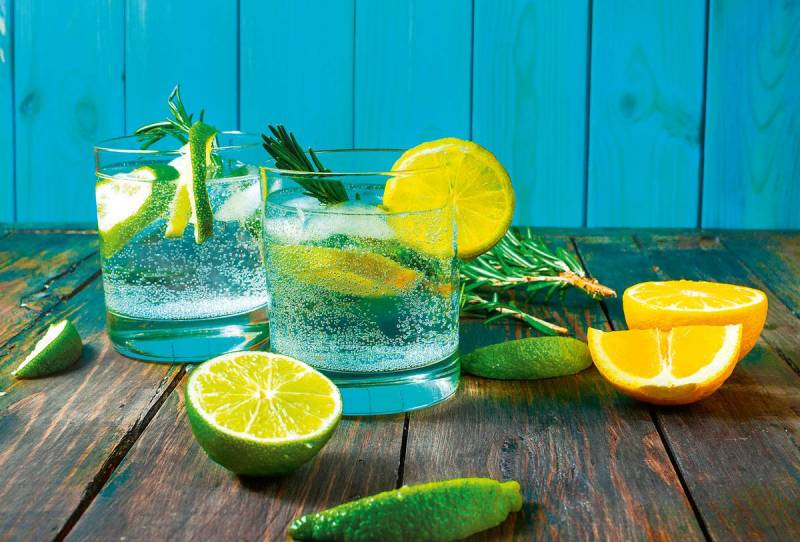 Du gin s'il vous plaît…et pourquoi pas libanais !