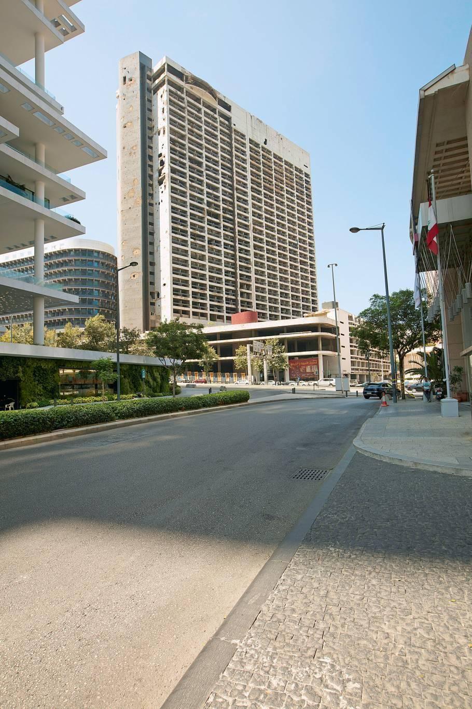 Holiday Inn : hôtel à vendre avec vue sur l'histoire