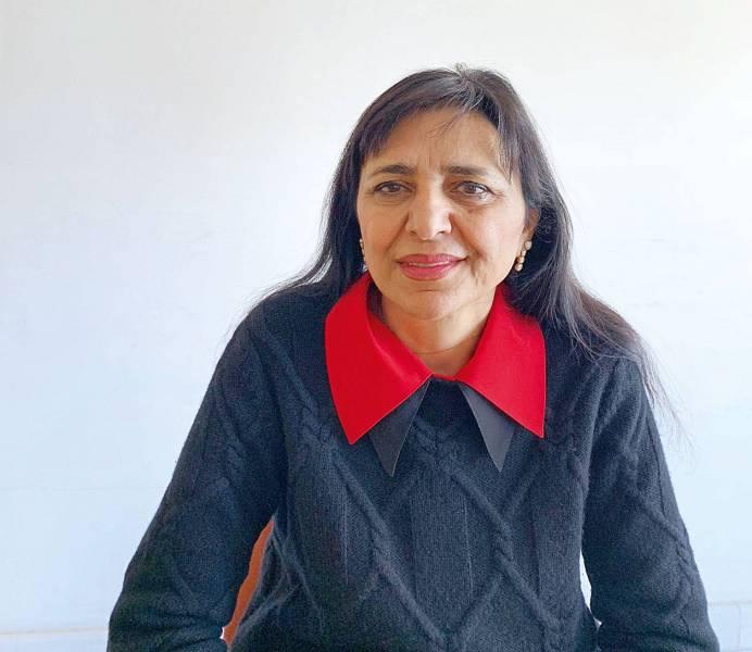 Lina Oueidat est membre décisionnaire du comité en charge de la rédaction d'une stratégie nationale de cybersécurité.