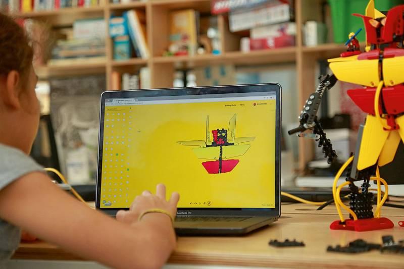« Nous mettons en place un écosystème de design dans le domaine du jeu et du jouet », fait valoir Sabine de Maussion, cofondatrice de Makerbrane.