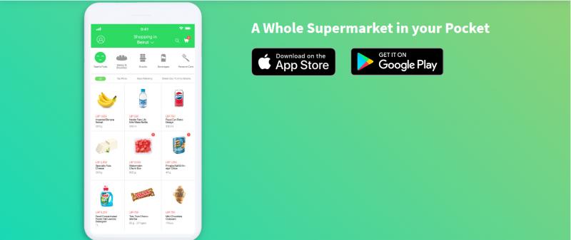 Markit World : un supermarché à portée de souris