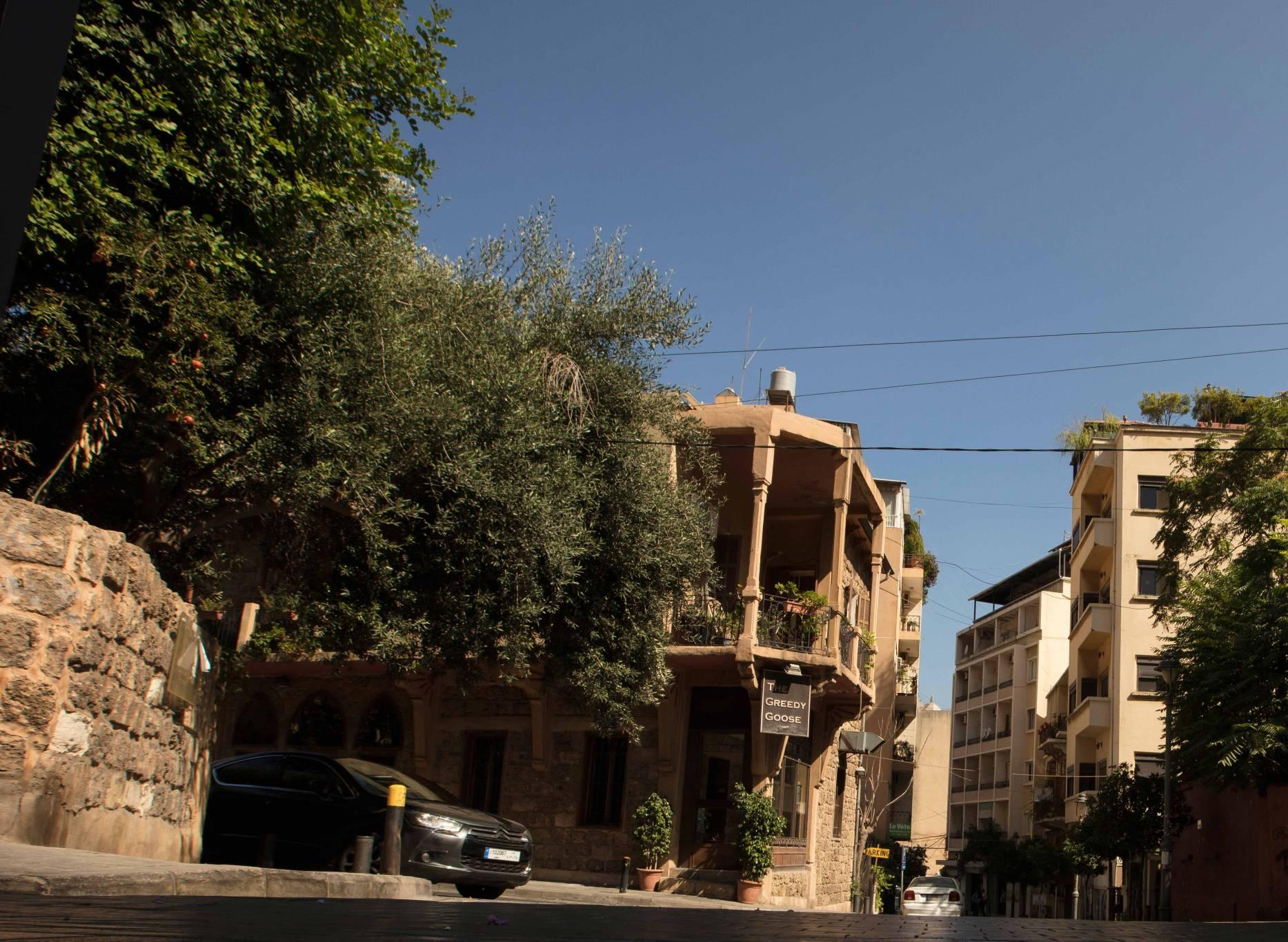 Les loyers dans les principales adresses de restauration à Achrafié