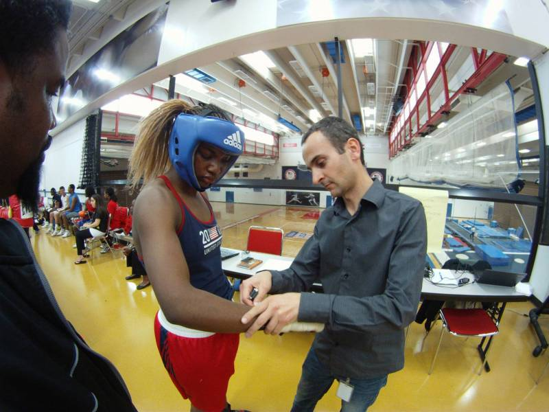 Mounir Zok dope les performances de l'équipe olympique américaine