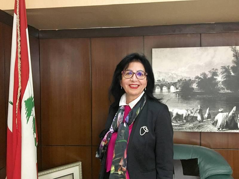 Nada Sardouk, une carrière au service du tourisme