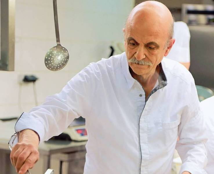 In Beirut, Nicolas Audi still continues to oversee the kitchen