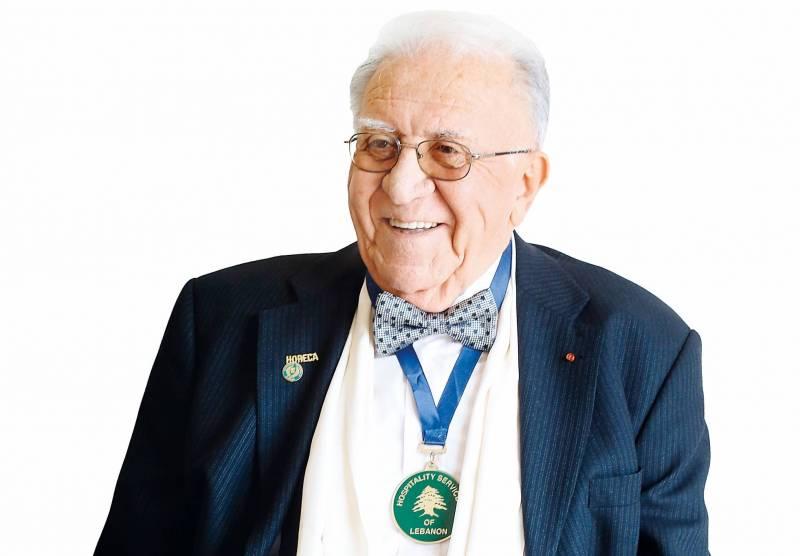 Nouhad Dammous: pionnier de l'hôtellerie au Liban