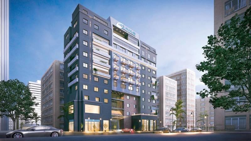 Oaks Beirut, un nouvel hôtel à Sodeco