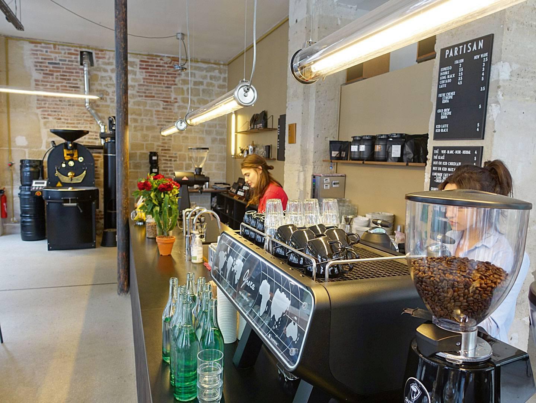 Partisan, un café créé par deux Libanais à Paris