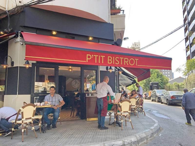 P'tit Bistrot : un nouveau bistrot français à Mar Mikhaël