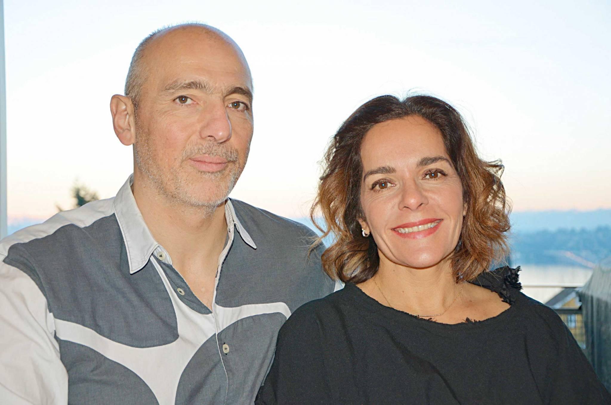 Wassef et Racha Haroun, ambassadeurs de la cuisine levantine