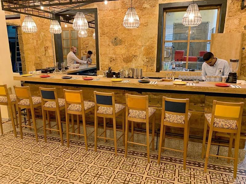 Salud : un lounge mexicain à Gemmayzé