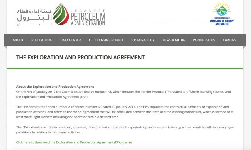 Hydrocarbures : le gouvernement publie les contrats liant l'Etat au consortium