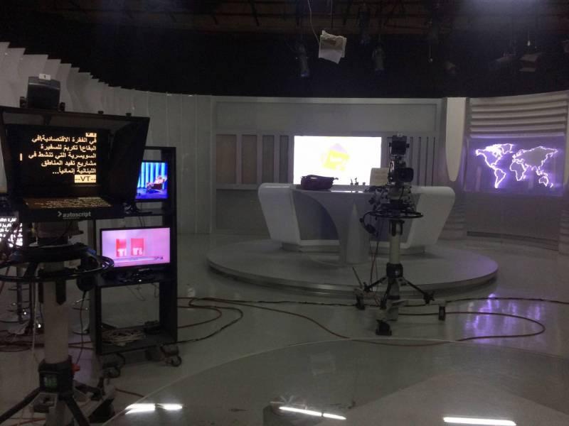 Télé Liban, suspendue dans le temps