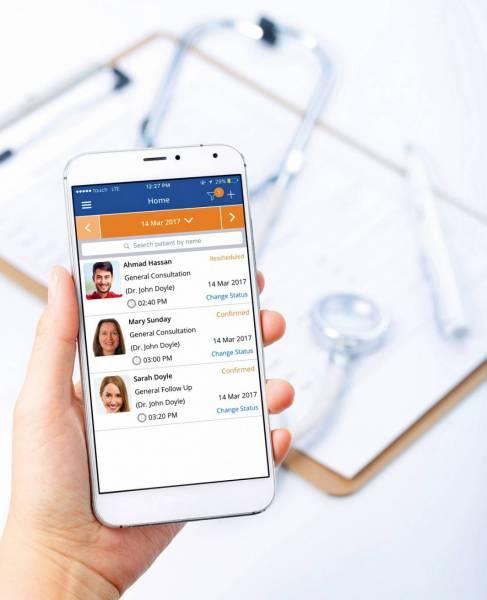 TrakMD : trouver un médecin en un clic