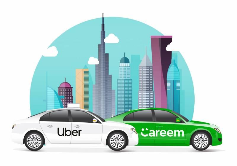 Uber rachète Careem pour 3,1 milliards de dollars