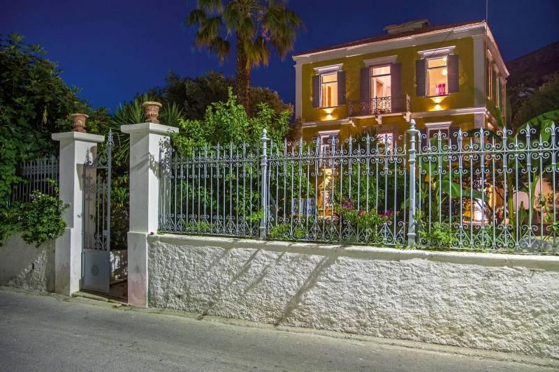 Villa Clara : de Beyrouth à Leros