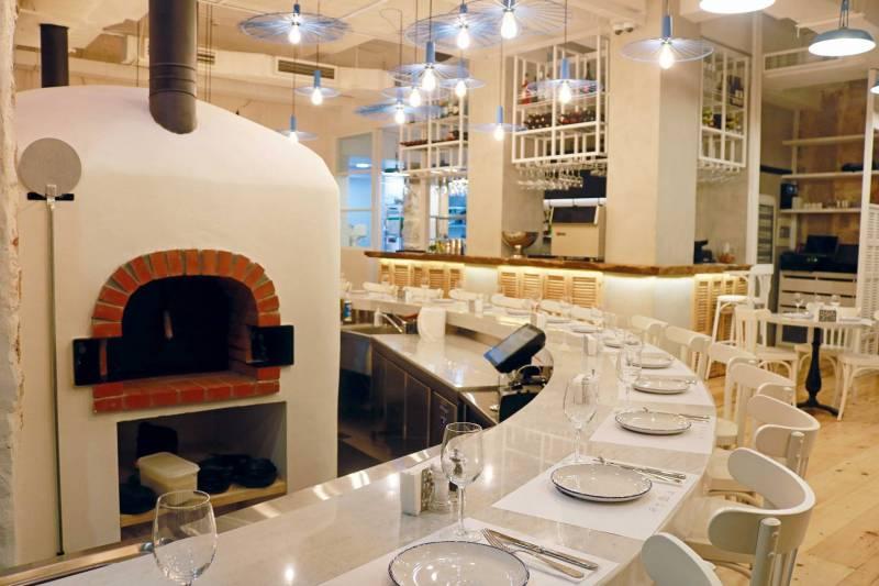 Zimi, un restaurant méditerranéen à Gemmayzé