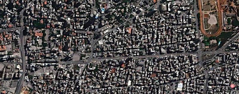 Les trois visages de l'avenue Béchara el-Khoury
