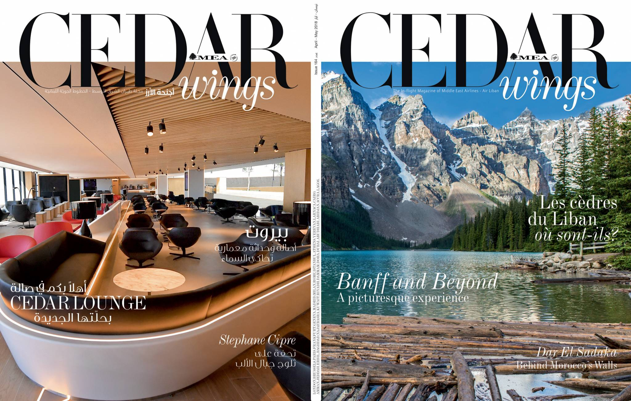 Raidy Printing Group reprend le magazine de bord de la MEA