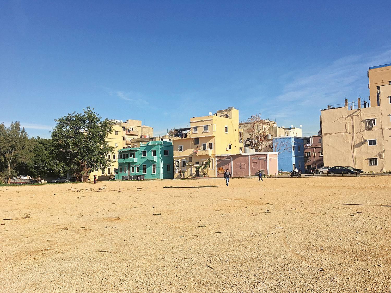 Rareté du foncier à Beyrouth : mythes et réalités