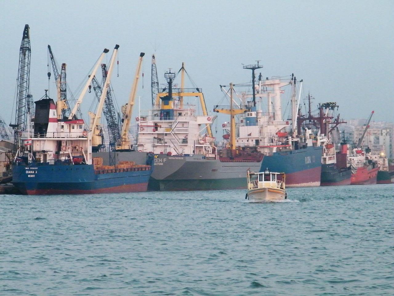 Aprèsl'explosion à Beyrouth, le port de Tripoli se dit prêt à prendre le relais